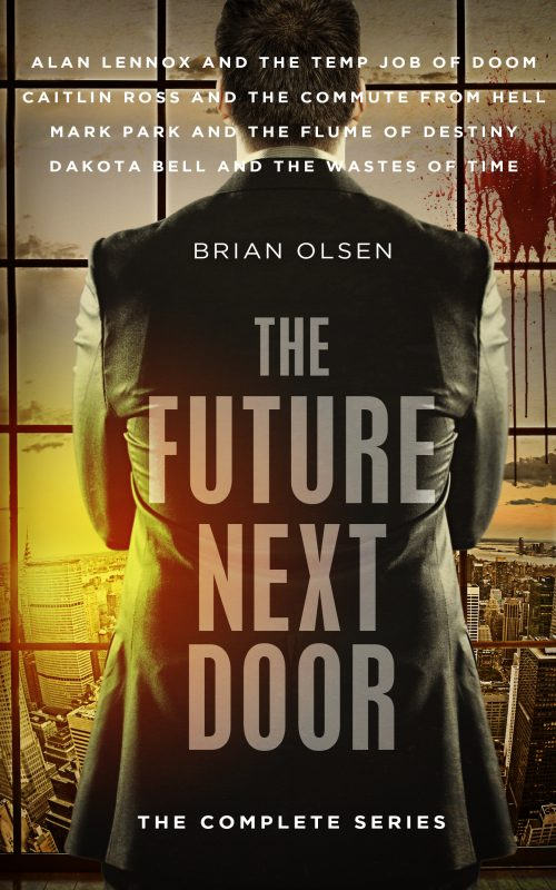 The Future Next Door Boxed Set